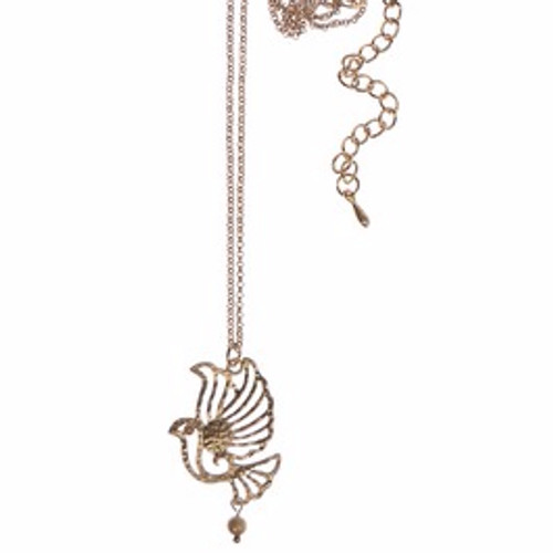 products orchard gold turtle peace necklace grande dove jewelry