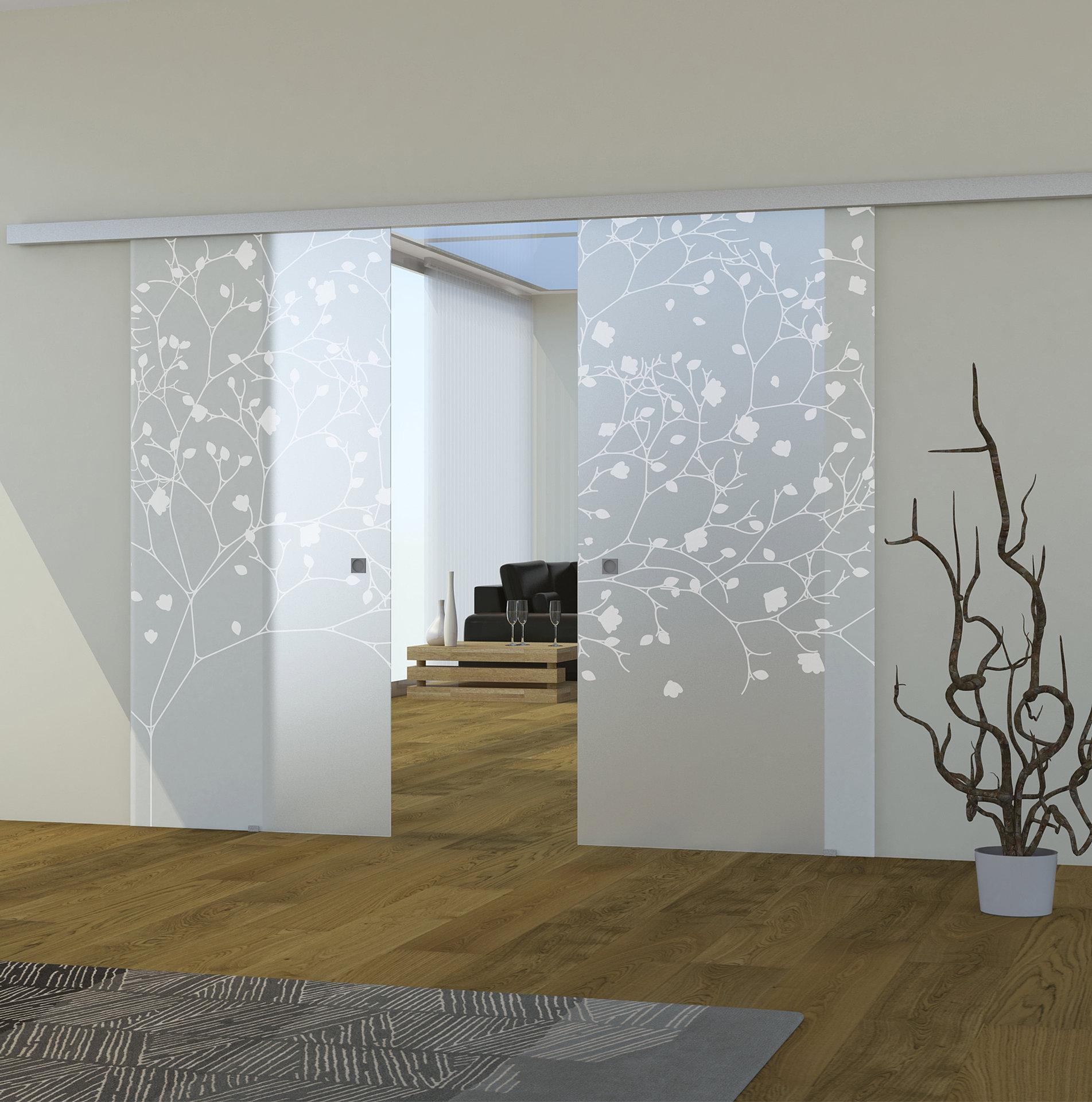 Eurofinestra porte interne in vetro - Porte interne alluminio e vetro ...