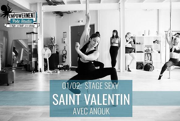 stage exotic dance pole empowerment studio fitness rueil malmaison 92