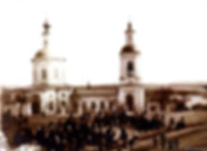Троицкая церковь в станице Аксайская.