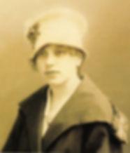 Ольга Павловна Голландская (Пересыпкина). Фото 1918 г.