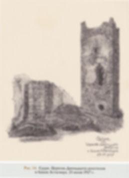 Рис.14. Судак. Церковь Двенадцати апосто