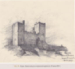 Рис.15. Судак. Замок консула в генуэзско