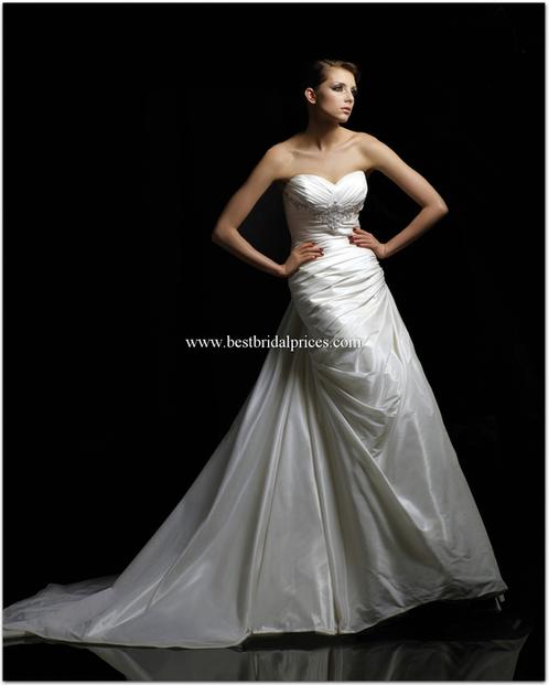 Blue Wedding Dress Size 2