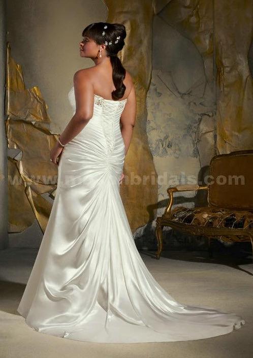 Wedding Dress Size 24w