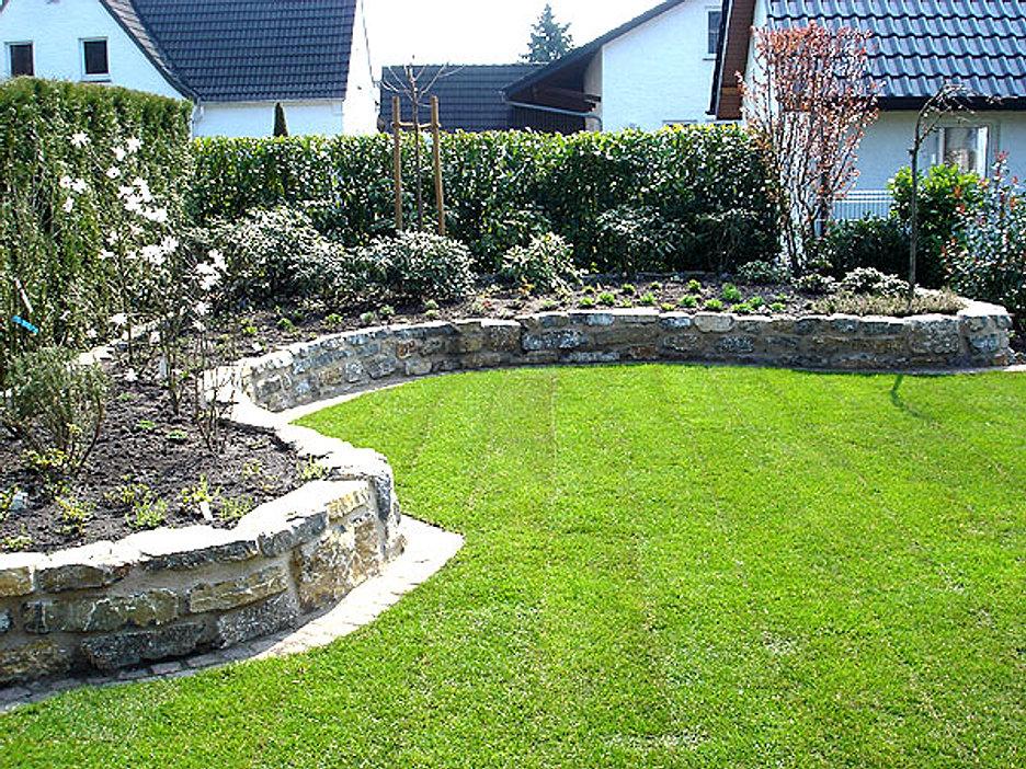 Ideen fur gartengestaltung mit steinen m belideen for Gartengestaltung fotos