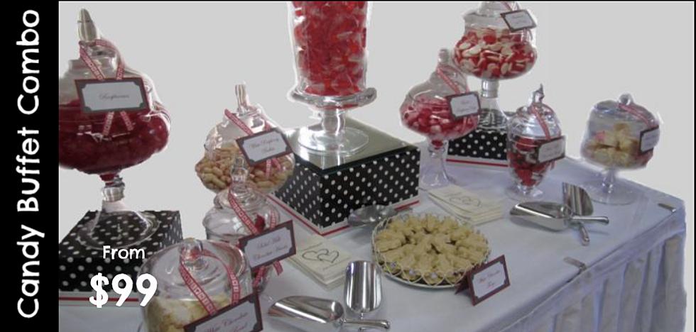 candy buffet combo