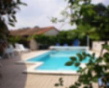 maison gaillard holiday home with pool, poitou charente
