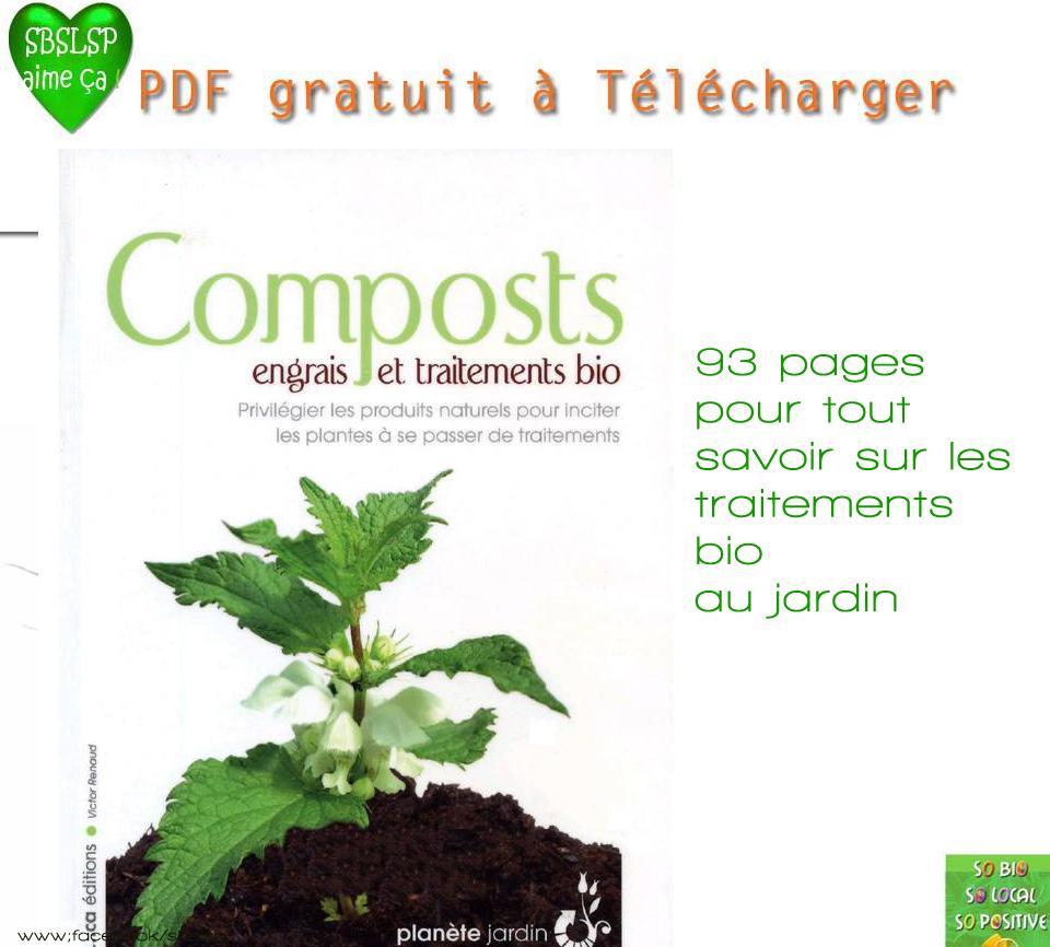 pdf gratuit à télécharger 3 composts engrais et traitements bio