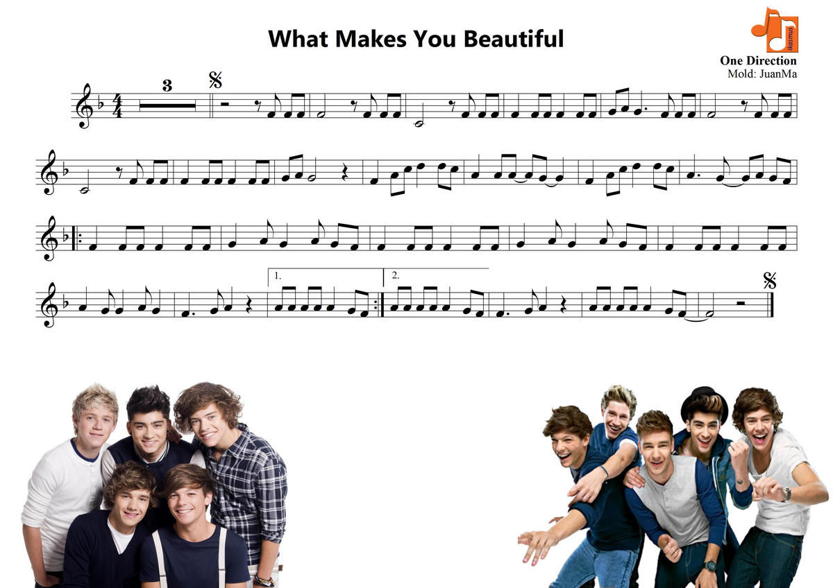 What Makes You Beautiful 歌詞「One ... - utaten.com