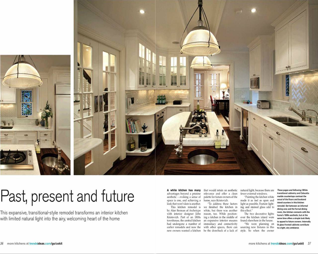 Kitchen And Bath Magazine grampus