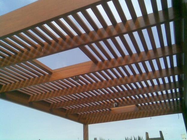 Iturwill arquitectura y dise os en madera for Canaletas para techos de madera
