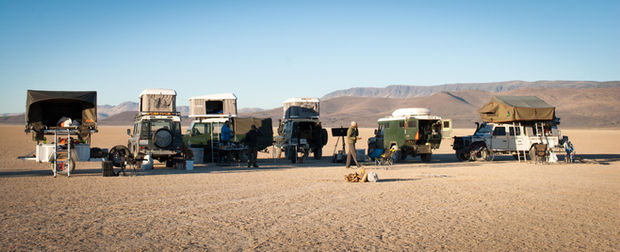 The Alvord Desert Defender Event, 2015