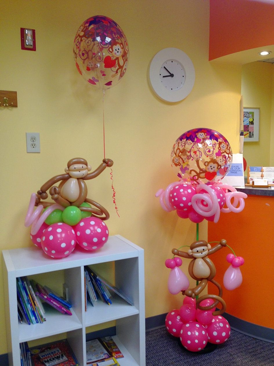 Amazing Wall Balloon Decorations Images - Art & Wall Decor ...