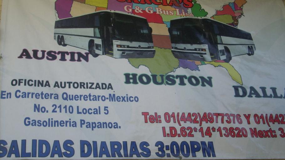 Autobus Los Garcia