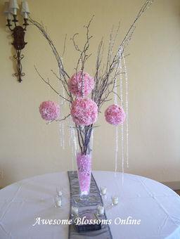 Crystal Pink Wedding 1