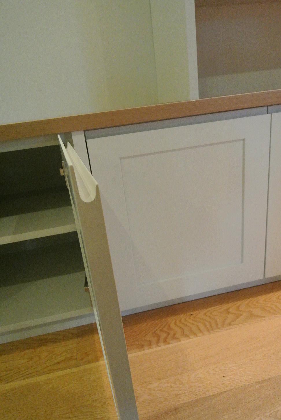 Low Level Living Room Units - Studio