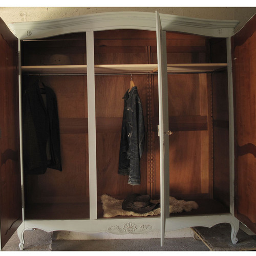 French Antique Wardrobes