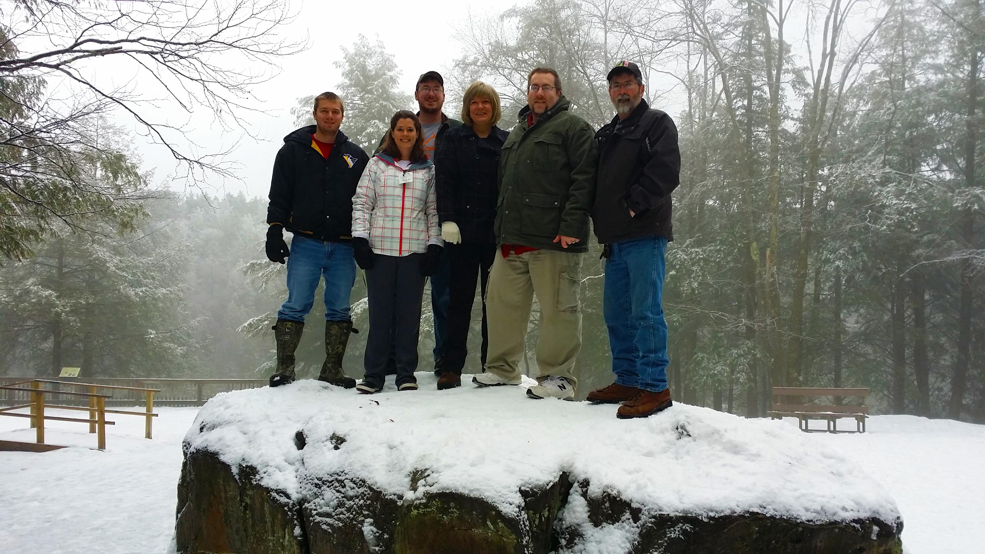 Blackwater falls in the winter honeymoon cabin rentals for Honeymoon spots in virginia
