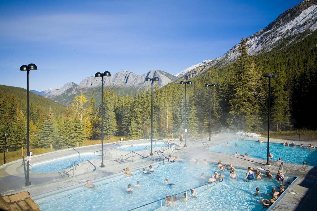 The Complete Guide To The Miette Hot Springs Jasper (Version 1.0)