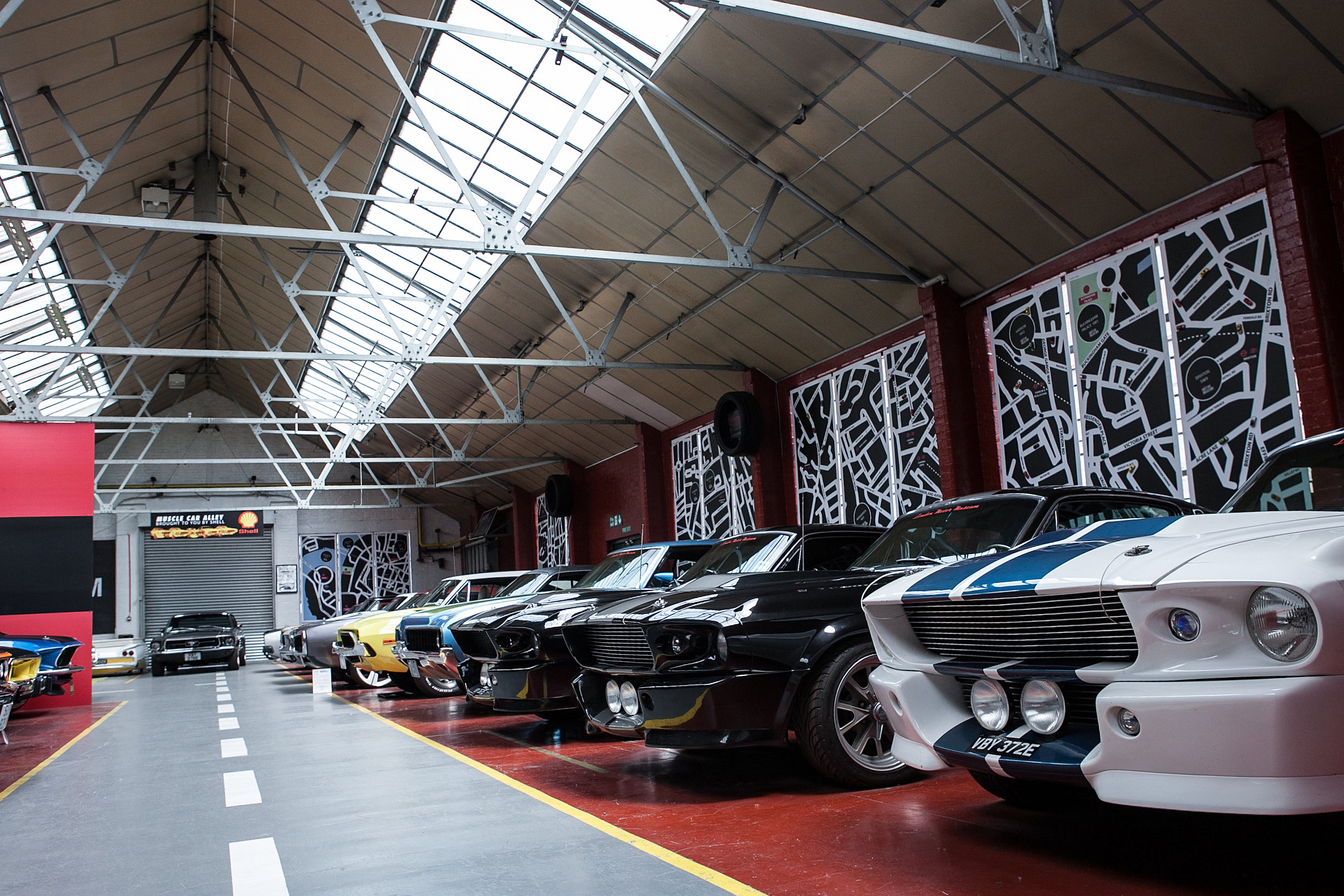 Muscle Car Museum London