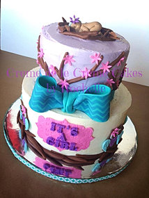 cake women s beauty birthday cake girl baby shower cake