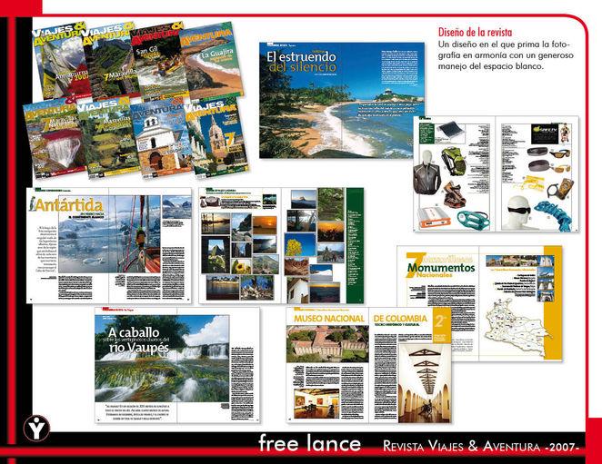 Revista Viajes y Aventura