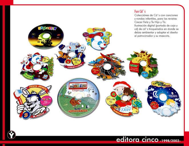 Colección Fun CD