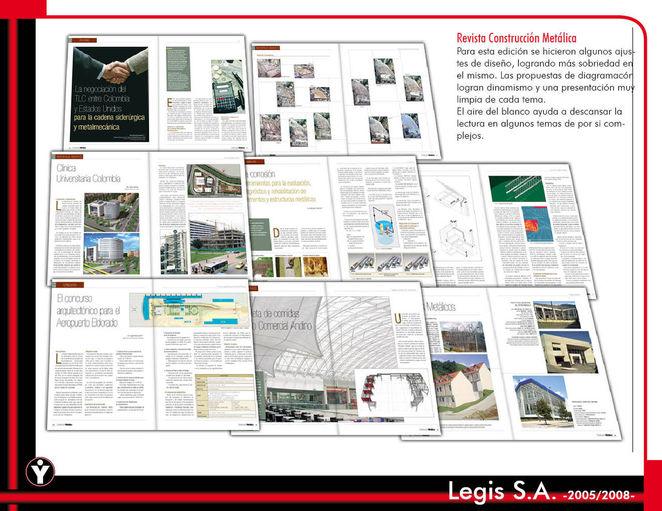 Revista Construcción Metálica