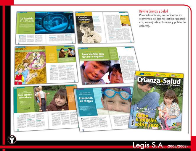 Revista Crianza y Salud