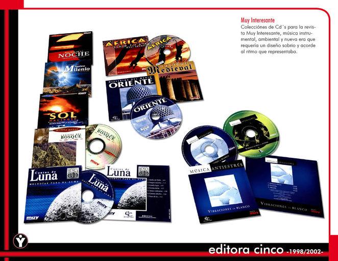 Colección Cd