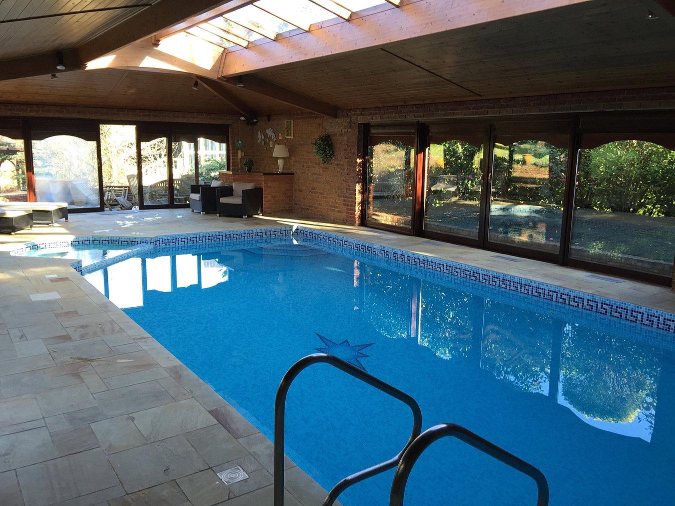 Weybridge Pools Swimming Pool Maintenance Surrey London