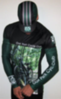 Custom Cycling Jersey | Custom Arm Coolers | Custom Cycling Cap