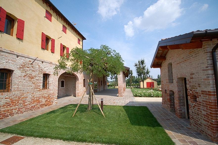 Casa Tormene Padova caratteristiche della location