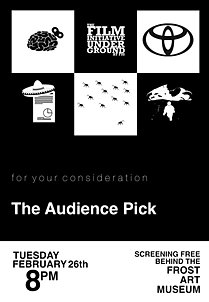 The Audience Pick