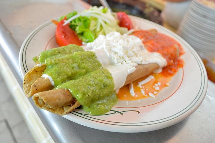 La cocina de santa cruz atoyac restaurante mexicano de Menu comida casera