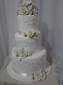Wedding Cake Art Karen Hill : Our Customer s Wedding Cakes Sydney Wedding Cake Art ...