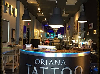 Oriana tattoo best tattoo shop in miami beach for Tattoo shops in miami beach