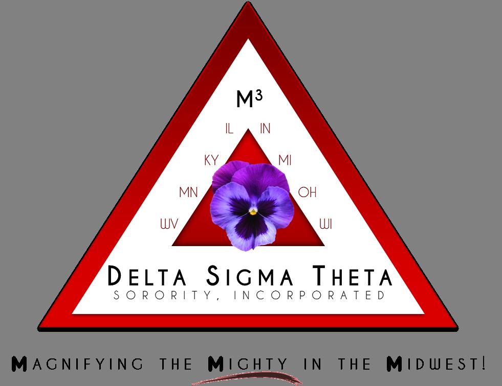Going undergrad for Delta Sigma Theta Sorority, Inc...