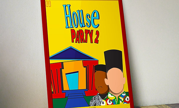 House Party 2 Movie House Party 2