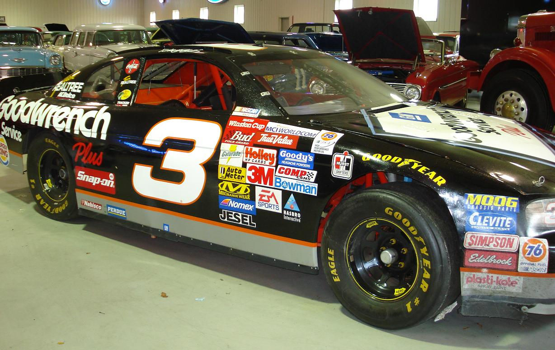 1999 Dale Earnhardt Nascar