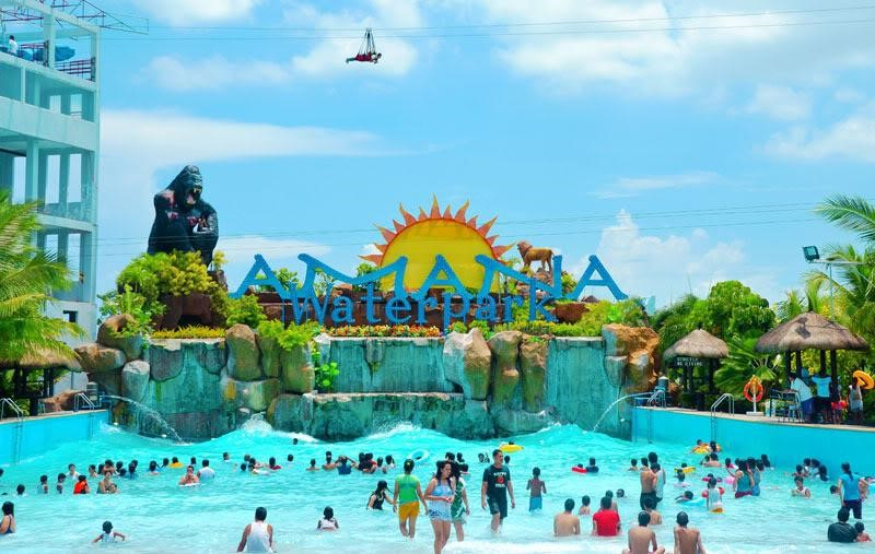 Summer fun at top 5 water parks near the metro rent a for Affordable pools near metro manila