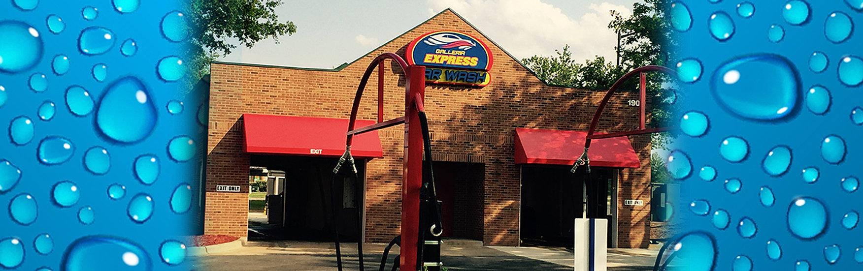 Galleria Express Car Wash Charlotte