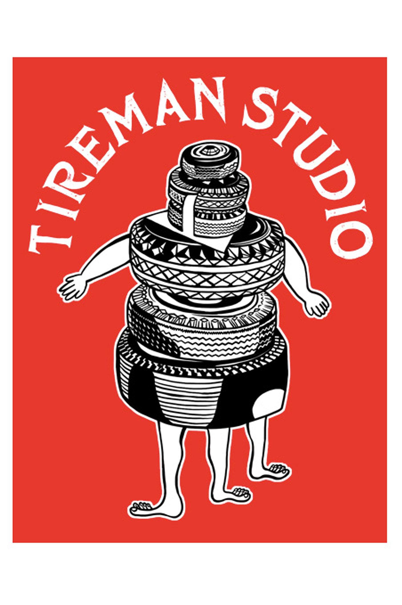 Tireman Studio Poster