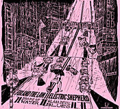 CD cover : FOX & ELECTRIC