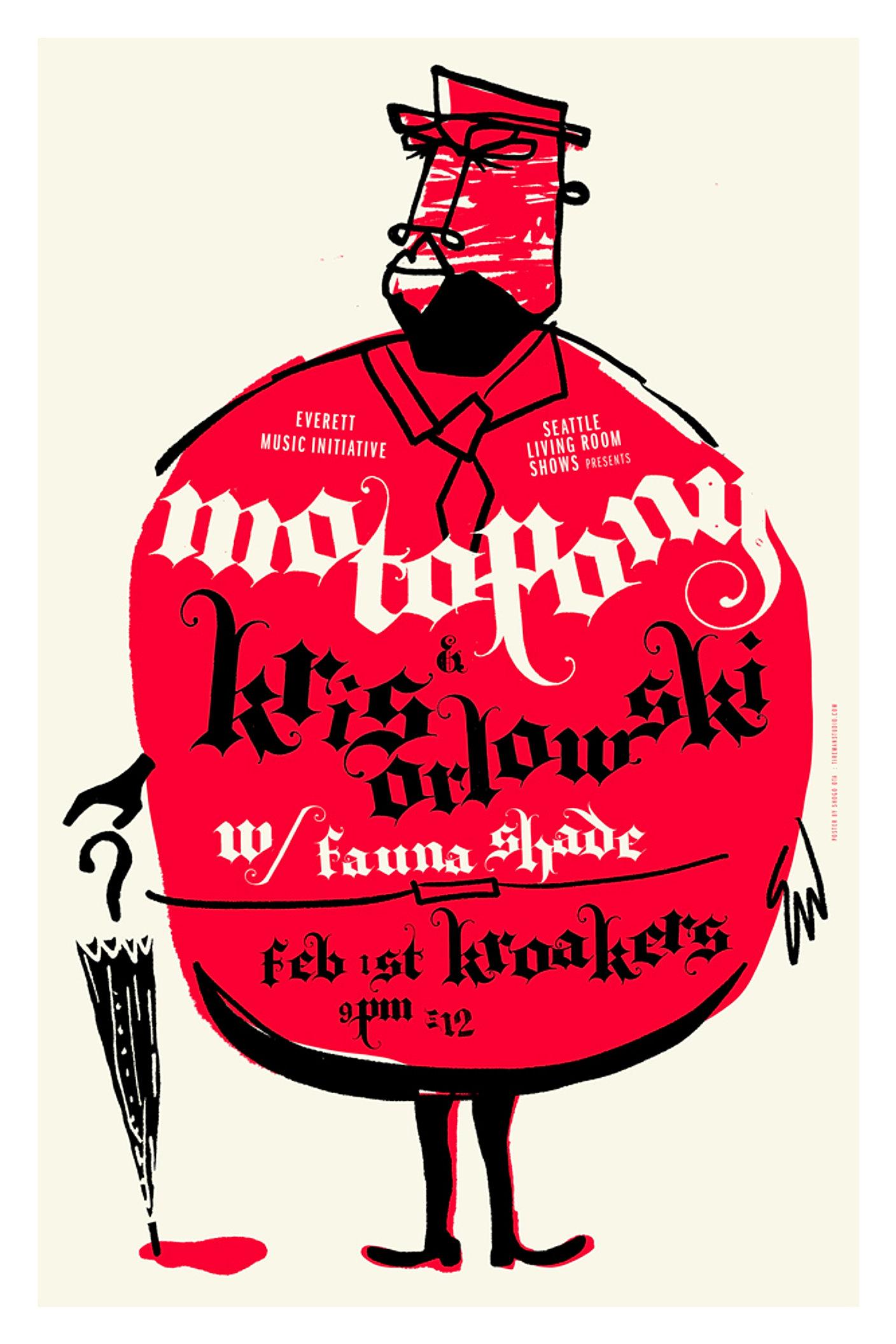 Motopony & Kris Orlowski