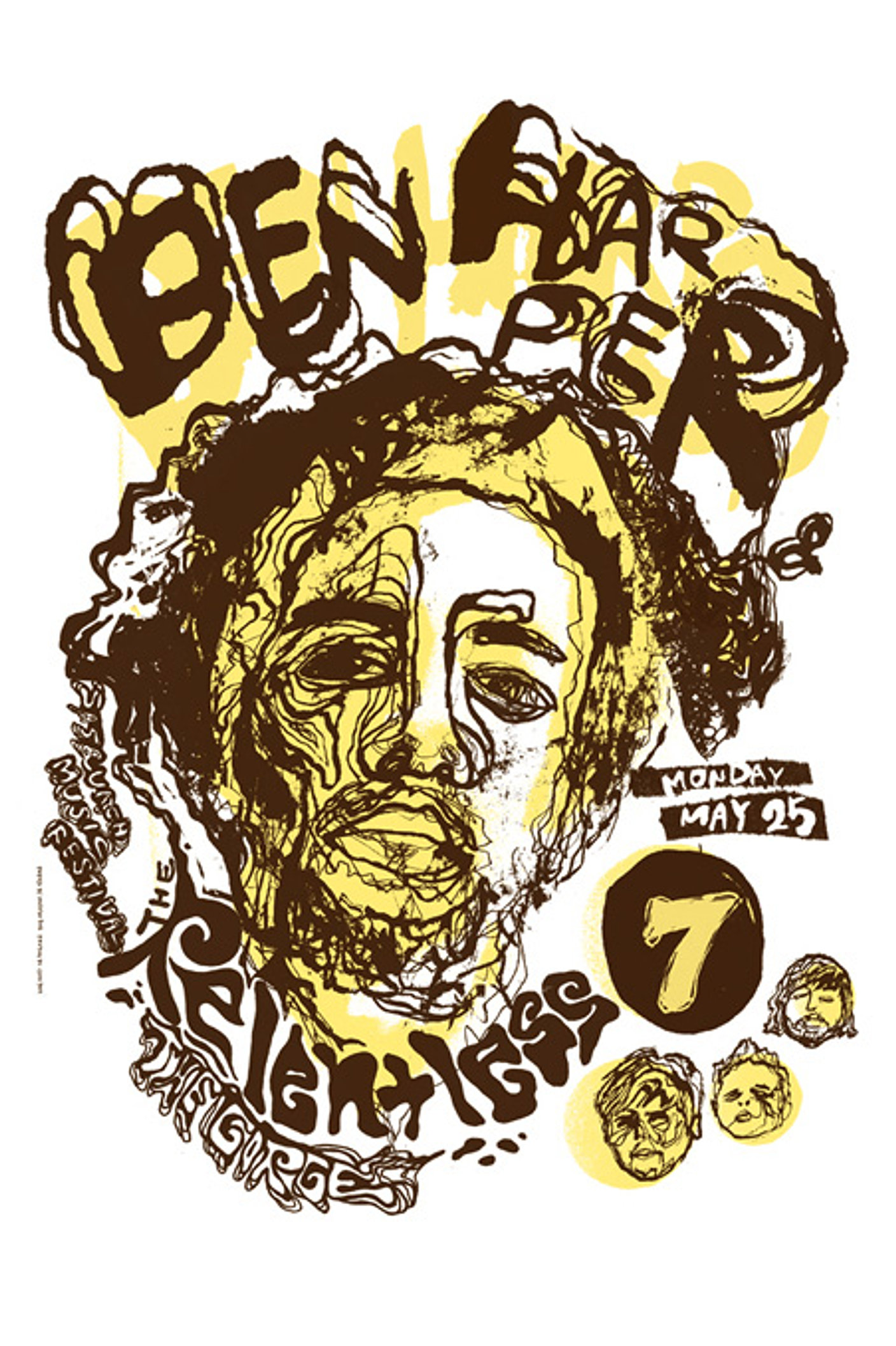 Ben Harper and The Relentless 7