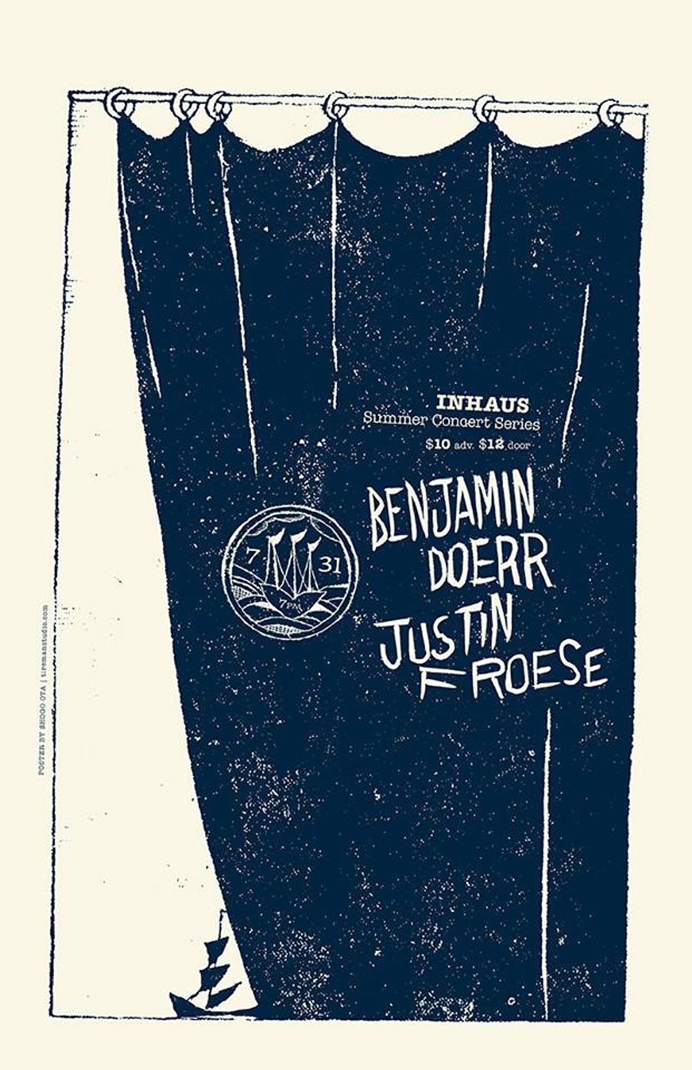 Benjamin Doerr & Justin Froese