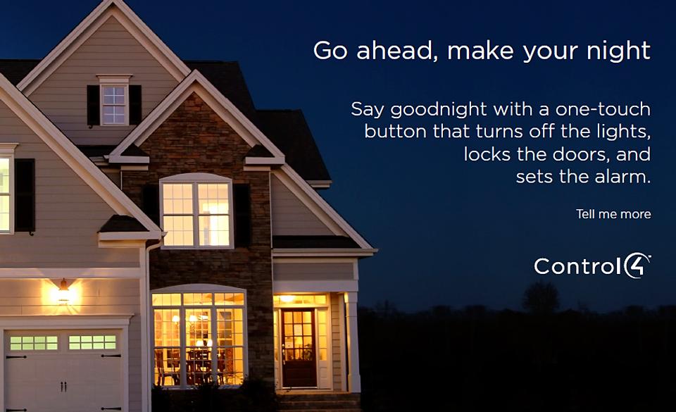 control4 smart home nest thermostat smart homes setup. Black Bedroom Furniture Sets. Home Design Ideas
