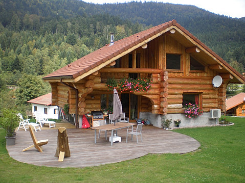 le chalet des lacs location avec sauna la bresse vosges. Black Bedroom Furniture Sets. Home Design Ideas